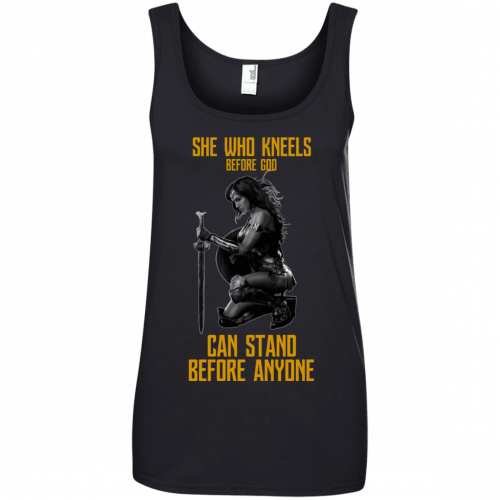 Wonder Woman: She Who Kneel Before God Can Stand Before Anyone shirt - image 123 500x500