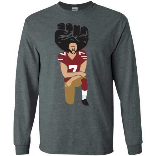 Colin Kaepernick rally shirt, hoodie, long sleeve - image 1669 500x500