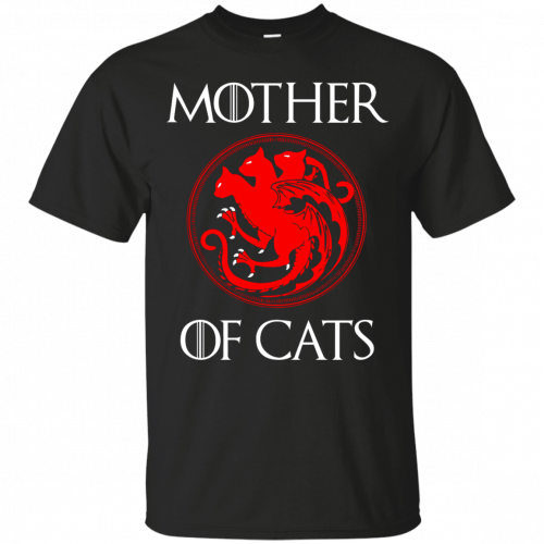 Game of Thrones: Mother of Cats shirt, tank top, hoodie - image 205 500x500