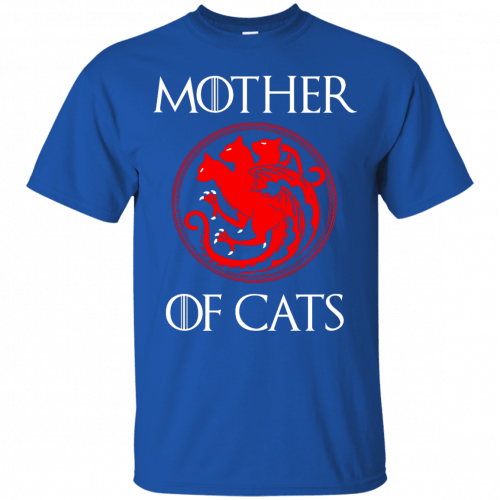 Game of Thrones: Mother of Cats shirt, tank top, hoodie - image 206 500x500