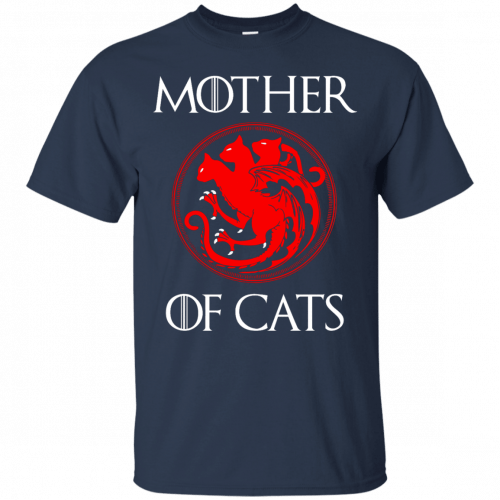 Game of Thrones: Mother of Cats shirt, tank top, hoodie - image 207 500x500
