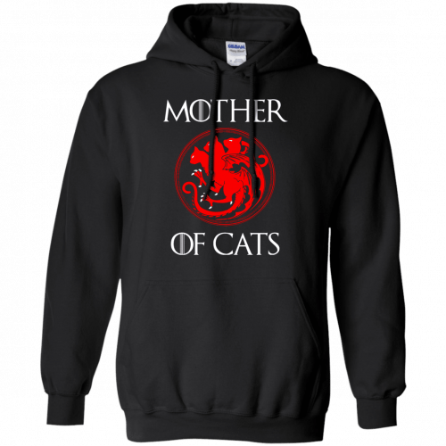 Game of Thrones: Mother of Cats shirt, tank top, hoodie - image 211 500x500