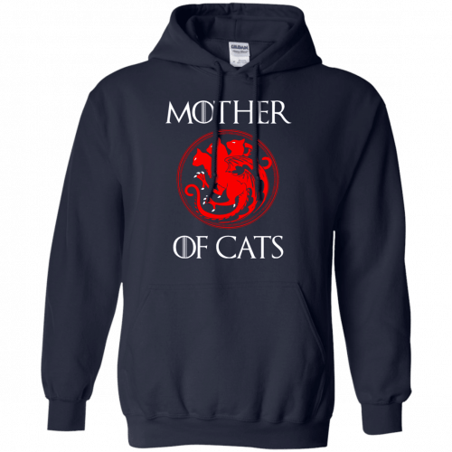 Game of Thrones: Mother of Cats shirt, tank top, hoodie - image 212 500x500