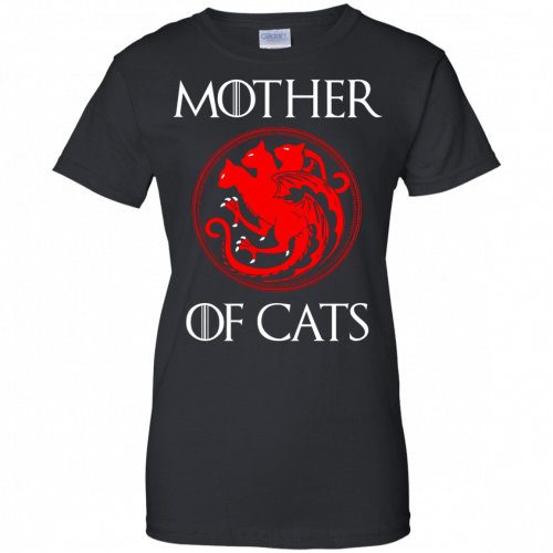 Game of Thrones: Mother of Cats shirt, tank top, hoodie - image 215 500x500
