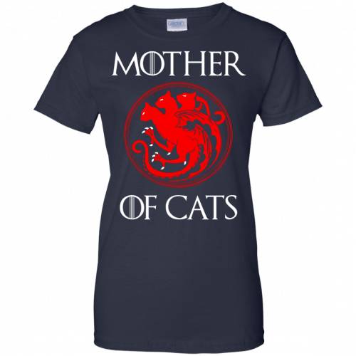 Game of Thrones: Mother of Cats shirt, tank top, hoodie - image 216 500x500