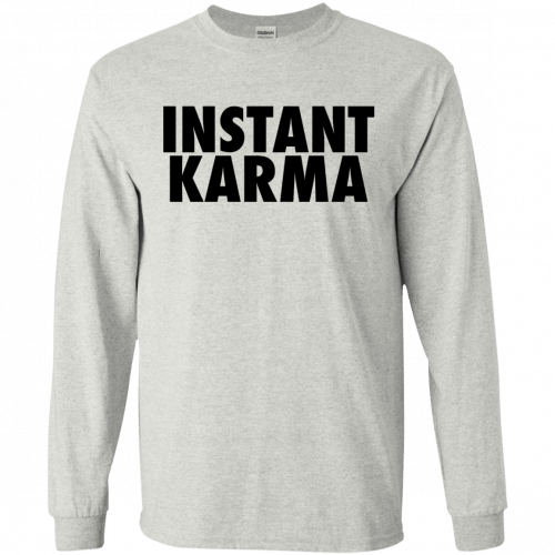 Frank Ocean's: Instant Karma shirt - image 221 500x500