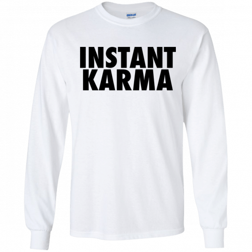 Frank Ocean's: Instant Karma shirt - image 222 500x500