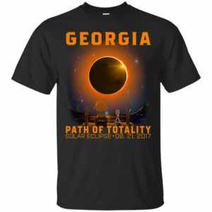 Snoopy: Georgia Path of totality solar eclipse shirt - image 273 300x300