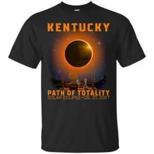 Snoopy: Kentucky Path of totality solar eclipse shirt - image 325 300x300