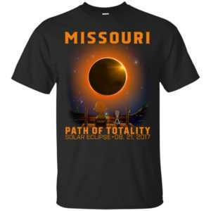 Snoopy: Missouri Path of totality solar eclipse shirt - image 338 300x300