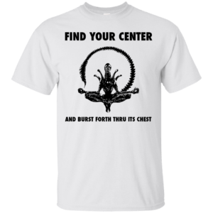 Xenomorph: Find your center and burst forth thru its chest shirt, tank - image 482 300x300