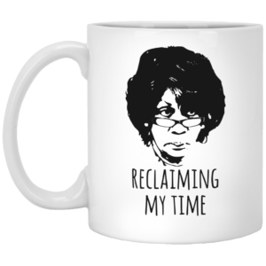 Maxine Waters: Reclaiming My Time mug - image 545 300x300