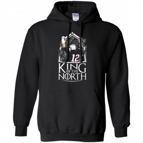 Tom Brady King Of The North t-shirt, tank top - image 104 500x500