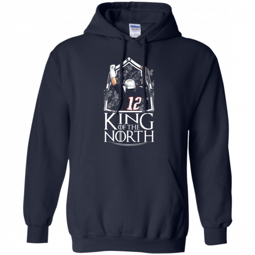 Tom Brady King Of The North t-shirt, tank top - image 105 500x500