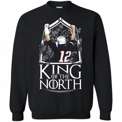 Tom Brady King Of The North t-shirt, tank top - image 106 500x500