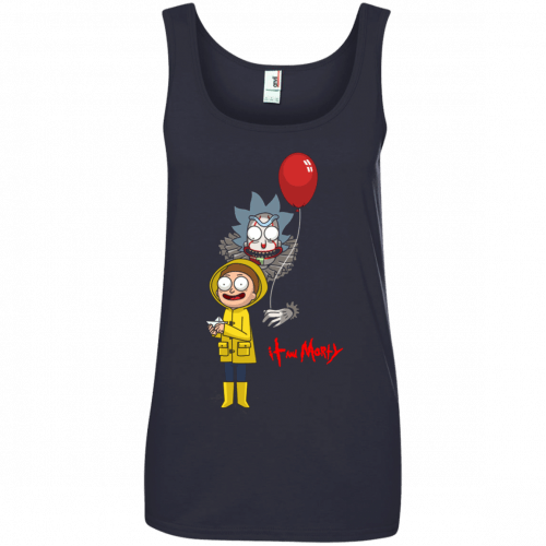 Halloween: IT and Morty shirt, hoodie, tank - image 148 500x500