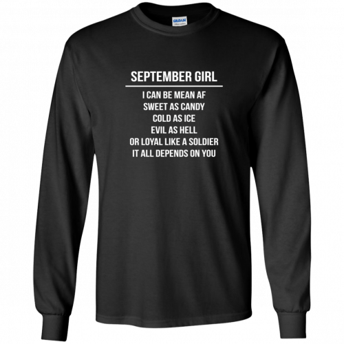 September girl I can be mean af sweet as candy cold as ice evil as hell shirt, tank - image 1536 500x500