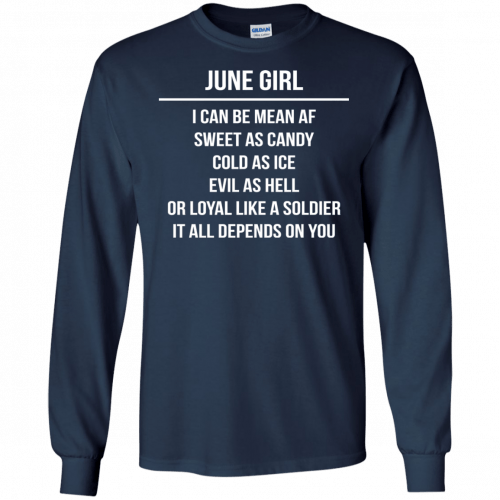 June girl I can be mean af sweet as candy cold as ice evil as hell shirt, tank - image 1576 500x500