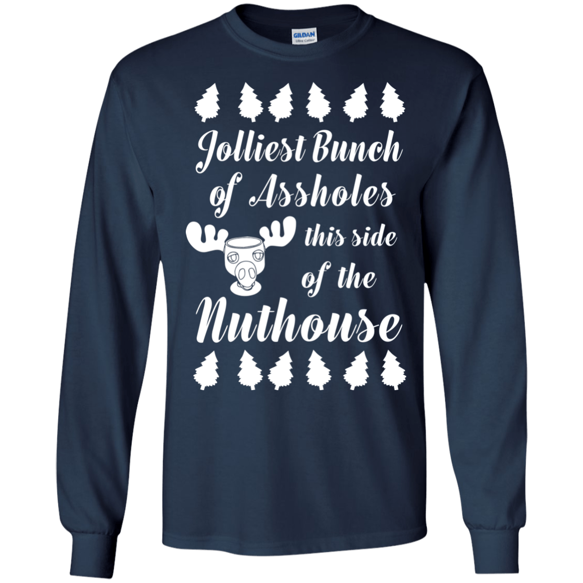 Christmas Vacation Quotes Jolliest Bunch Of: Jolliest Bunch Of Asshole This Side Of The Nuthouse