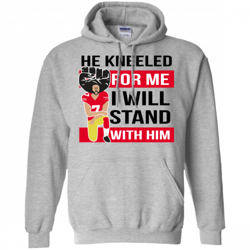 He Kneeled For Me I With Him Colin shirt - image 18 500x500