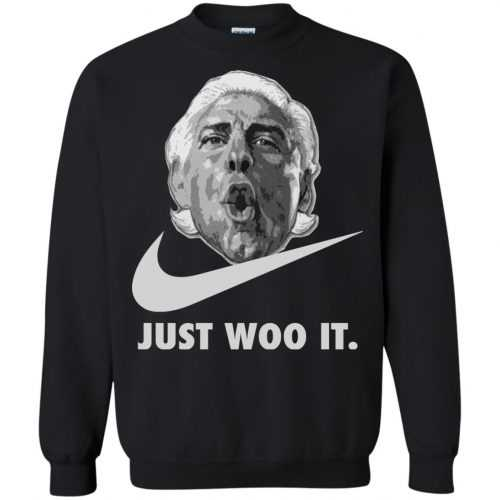 Ric Flair Just woo it shirt, hoodie, sweater - image 693 500x500