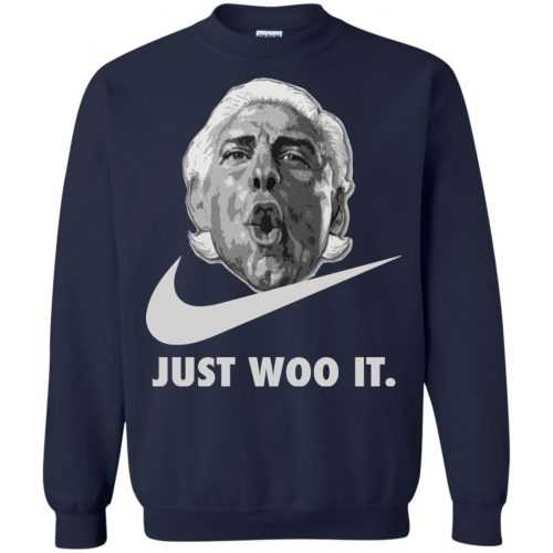 Ric Flair Just woo it shirt, hoodie, sweater - image 694 500x500