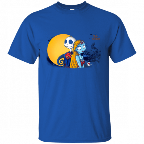 Happy Halloween: SuperJack and WonderSally shirt, hoodie, tank - image 963 500x500