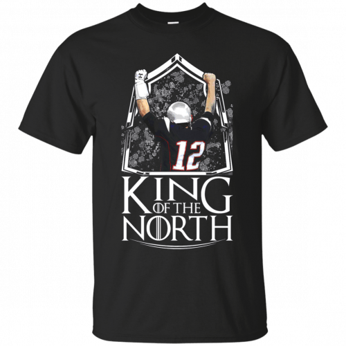 Tom Brady King Of The North t-shirt, tank top - image 99 500x500