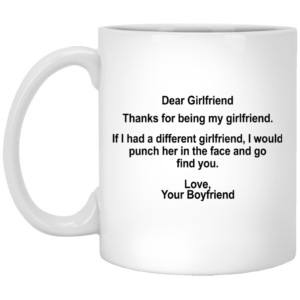 Thanks for being my girlfriend mug - image 10 300x300