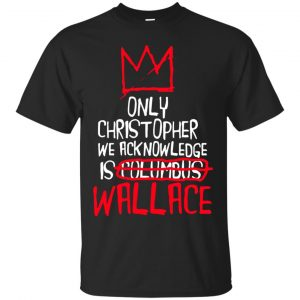 Only Christopher we acknowledge is Wallace shirt - image 1246 300x300