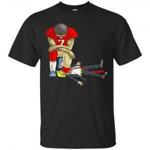 Colin Kaepernick Donald Trump shirt, hoodie, sweater - image 13 300x300