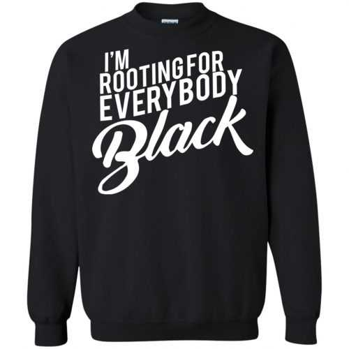I'm rooting for everybody black t-shirt - image 163 500x500