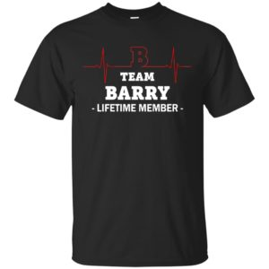 Team Barry lifetime member shirt, hoodie - image 1632 300x300