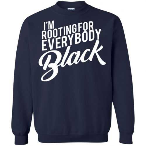 I'm rooting for everybody black t-shirt - image 164 500x500