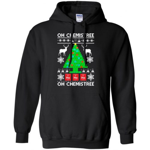 Chemist Element Oh Chemistree Christmas Sweater, Shirt, Hoodie - image 3006 500x500