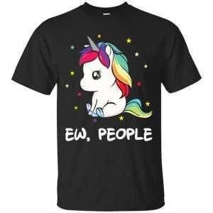 Unicorn Ew People shirt, hoodie, sweater - image 375 300x300