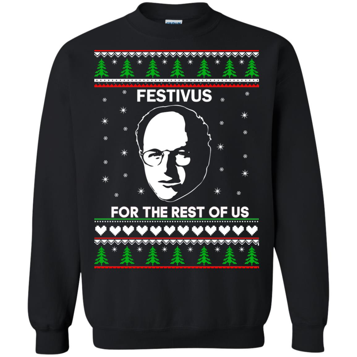 Frank Costanza Festivus For The Rest of US Christmas Sweater ...