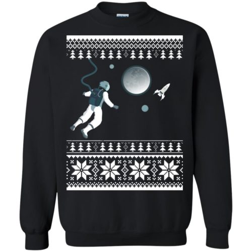 Astronaut in Space Christmas Sweater, Shirt, Hoodie - image 4274 500x500