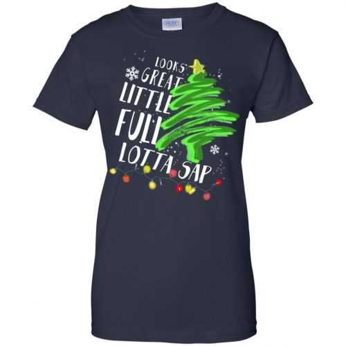 Look great little full lotta sap Christmas sweater, shirt, hoodie - image 643 500x500