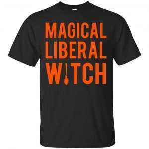 Magical liberal witches Halloween shirt, hoodie, sweater - image 696 300x300