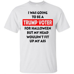 Tom Hanks: I was going to be a Trump Voter shirt, hoodie - image 989 300x300