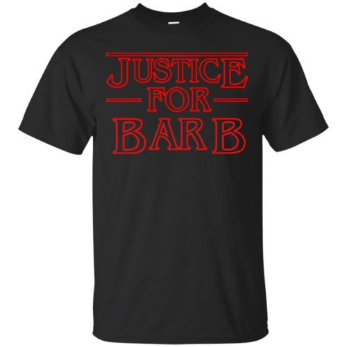 Stranger Things: Justice For Barb Shirt, hoodie, sweater - image 1573 500x500