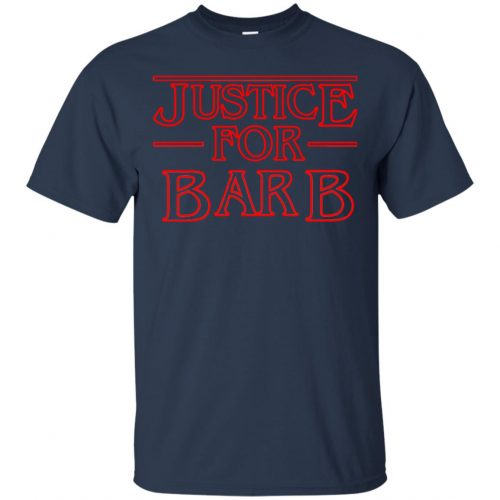 Stranger Things: Justice For Barb Shirt, hoodie, sweater - image 1575 500x500