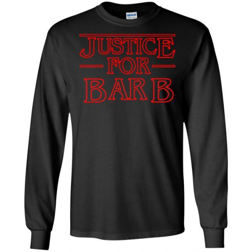 Stranger Things: Justice For Barb Shirt, hoodie, sweater - image 1576 500x500