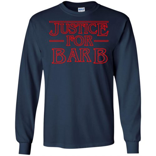 Stranger Things: Justice For Barb Shirt, hoodie, sweater - image 1577 500x500