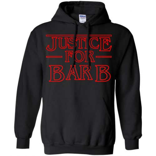 Stranger Things: Justice For Barb Shirt, hoodie, sweater - image 1578 500x500