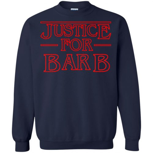 Stranger Things: Justice For Barb Shirt, hoodie, sweater - image 1581 500x500