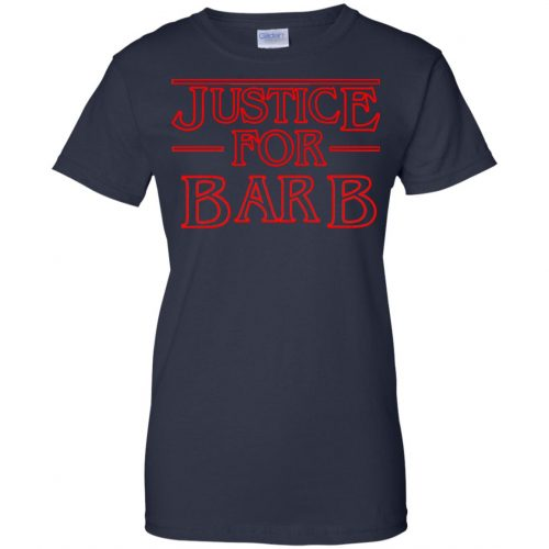 Stranger Things: Justice For Barb Shirt, hoodie, sweater - image 1585 500x500