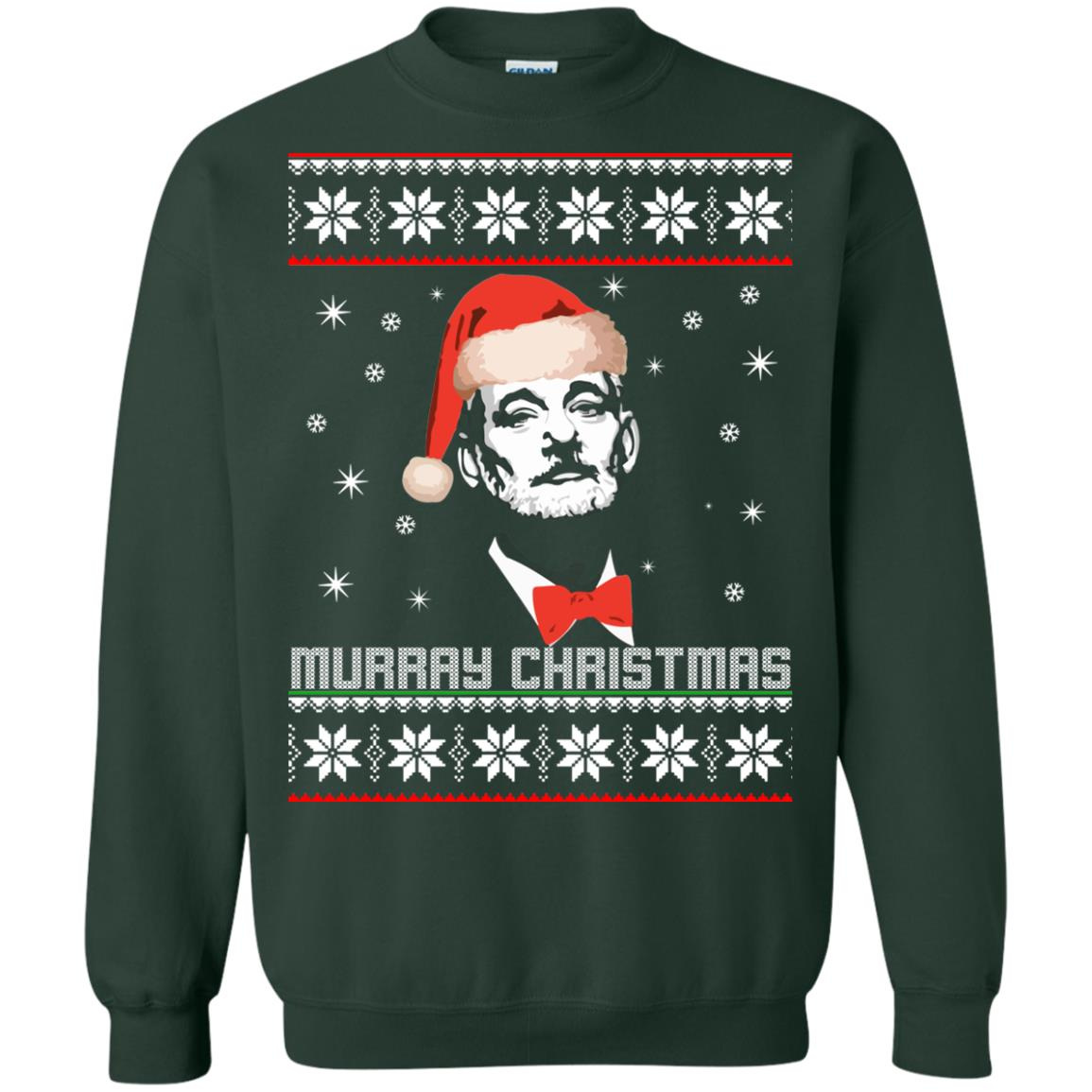 murray christmas ugly sweater shirt hoodie image 1958 500x500