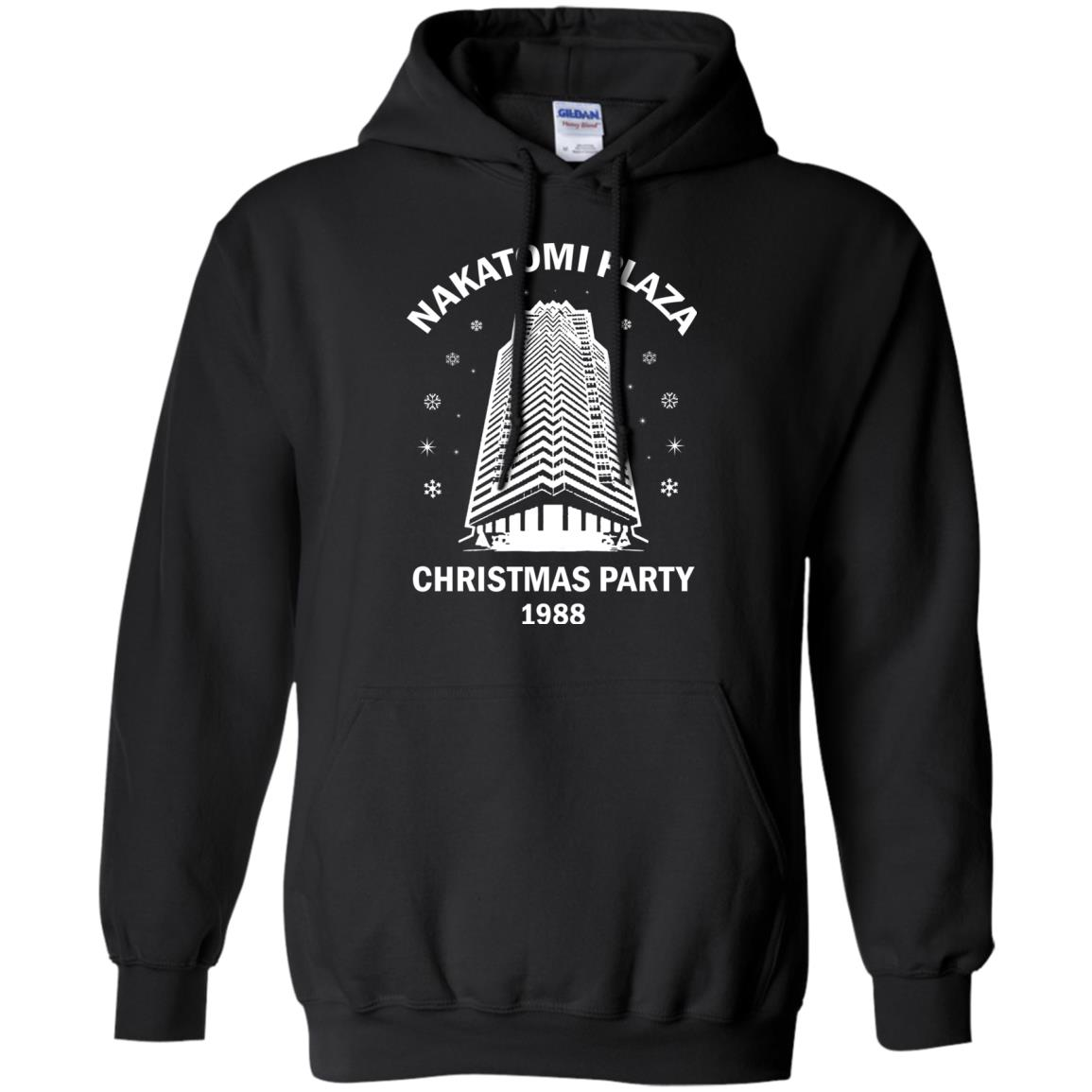 Nakatomi Plaza Christmas Party 1988 Sweater, Hoodie - Icestork